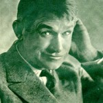 Will Rogers in 1922 by Melbourne Spurr