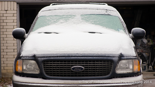 Frozen Ford