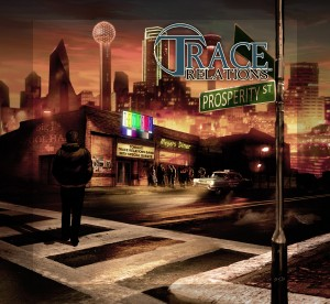 PROSPERITY STREET CD Cover Art by Samuel Deats - All Rights Reserved
